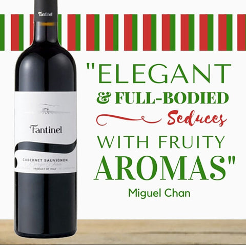 Italian Fantinel Borgo Tesis Cabernet Sauvignon. Pop Up Wine. Singapore wine online. Same day delivery. Free delivery for any 2 dozen. Premium wine & champagne.