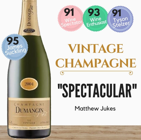 Top French Champagne by J. Dumangin. Best buy! Buy online in Singapore from Pop Up Wine. Affordable Premium wine and champagne. Same day delivery, free for any 2 dozen.