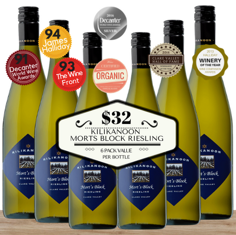Buy this Kilikanoon Morts Block Riesling 2016 from Clare Valley, Australia. A great value box of wine delivered same-day, seven days a week. Pop Up Wine, Singapore's favourite online wine store offers the only contactless wine delivery in Singapore assuing your health and safety. Buy now online and get it delivered today. Buy bulk wine at almost wholesale prices for your work, work function, private event, wedding and celebration. Free wine delivery for 24 or more wines.