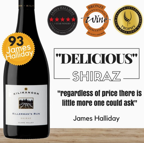 Award winning South Australian shiraz by Kilikanoon.Available for same day delivery. Shop Best value premium red wines online ~ Pop Up Wine Singapore.