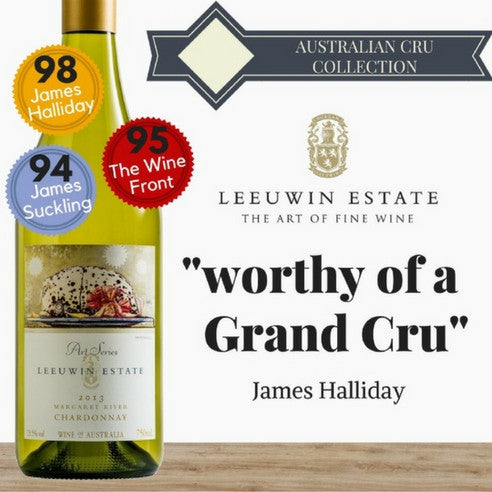 Leeuwin Estate Art Series Chardonnay 2013 ~ Margaret River, Australia