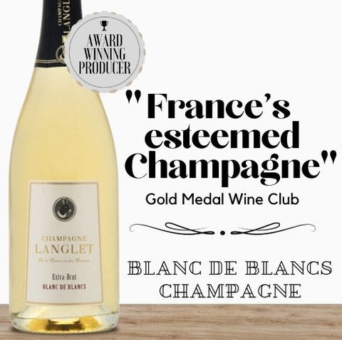 A Langlet Blanc de Blancs Premier Cru Champagne. Order this premium wine along with many others from Pop Up Wine, Singapore's favourite wine store. Same day contactless delivery. Free shipping available for 24 bottles of wine.
