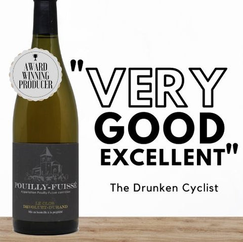 Le Clos Devoluet-Durand Pouilly-Fuissé. Buy online from Singapore's favourite wine store, Pop Up Wine. Same day and free delivery available.