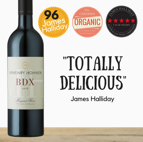Buy this top-rated Australian McHenry Hohnen Hazel's Bordeaux today from Pop Up Wine.