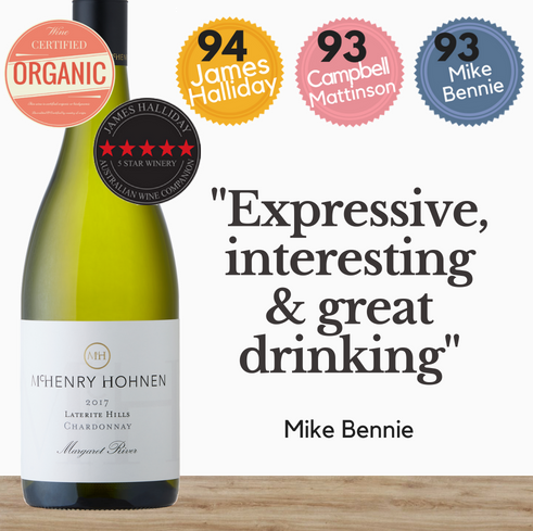 Buy this top-rated Australian Chardonnay from McHenry Hohnen today from Pop Up Wine.