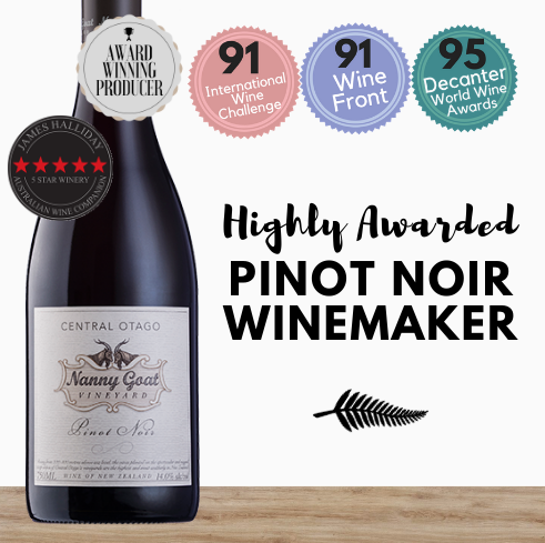 New Zealand Pinot Noir red wine. Purchase online and save from Pop Up Wine in Singapore Same day delivery.