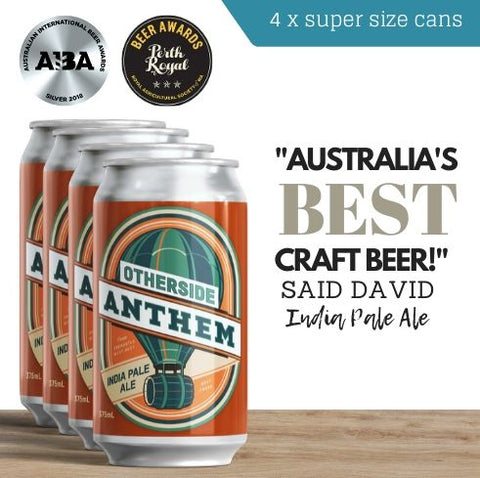 Buy Australian award winning craft beer today. One sale now from Pop Up Wine in Singapore. Get same-day delivery.