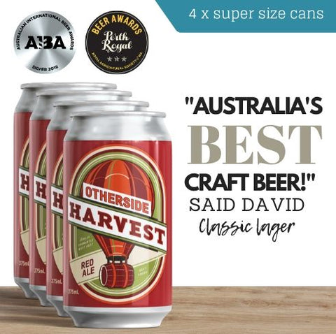 Buy this awarded craft beer from Australia from Pop Up Wine. Buy online now. Delivered today. Free delivery available