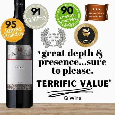 A multi-award winning Australian Shiraz. Buy this popular South Australian wine from Singapore's leading online wine store, Pop Up Wine. Same day wine delivery. Free wine delivery available too. Get this award-winning Australian red wine delivered today. 7 days a week wine delivery. We even deliver wine on Sundays.
