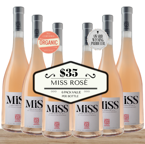 Buy six premium Miss Rosé wines from Provence. Buy by the box and save. Only available from Singapore's favourite online wine store. Pop Up Wine. Fast free delivery to your door. Same-day contactless delivery. This deal is the cheapest in Singapore. Great value, premium wines. Buy online now. Great box of wine for parties, events and holiday celebrations.