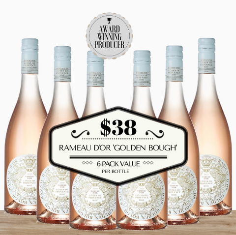 SUPER VALUE ~ 6 PACK of Rose wine from Provence. Want a box of wine for a party? Or looking for wine for your wedding, catering, corporate function of charity event? Buy wine in bulk. Best prices in Singapore at close to wholesale prices. Delivered same day
