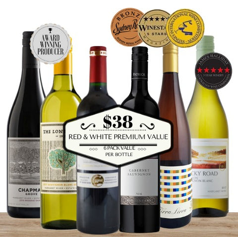 Buy this great value six pack of premium white and red wines from top wine regions. Buy by the box and save. Only available from Singapore's favourite online wine store. Pop Up Wine. Fast free delivery to your door. Same-day contactless delivery. This deal is the cheapest in Singapore. Great value, premium wines.
