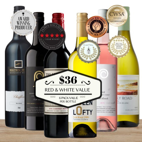 Buy this great value six-pack of highly rated white and red wines from top wine regions. Buy by the box and save. Only available from Singapore's favourite online wine store. Pop Up Wine. Fast free delivery to your door. Same-day contactless delivery. This deal is the cheapest in Singapore. Great value, premium wines.
