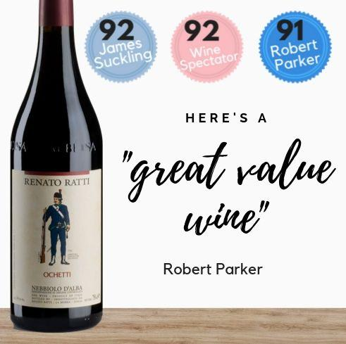 A highly rated Italian wine. But today from Pop Up Wine, Singapore's favourite online wine store. Same day delivery and free delivery available.