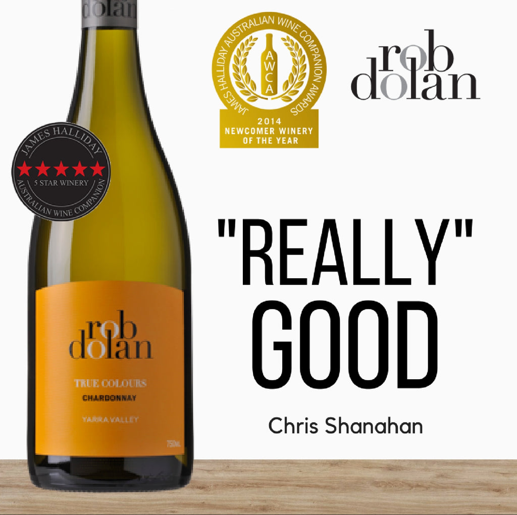 Rob Dolan Yarra Valley vintage Chardonnay available from expats' wine company in Singapore - Pop Up Wine. Same day delivery. Great value Premium wines sold online.