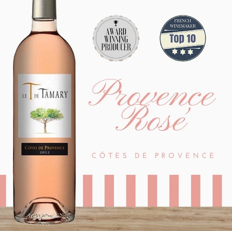 2016 French Rose wine by Domaine de Tamary. Order finest wines online at discounted price only from Pop Up Wine Singapore. We deliver fast everyday.