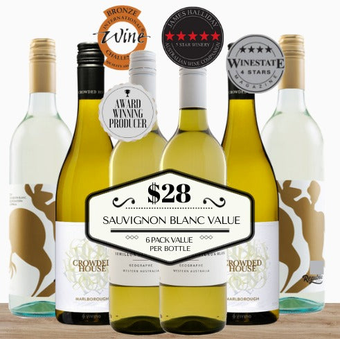 Buy this great value six pack of premium Sauvignon Blanc from top wine regions. Buy by the box and save. Only available from Singapore's favourite online wine store. Pop Up Wine. Fast free delivery to your door. Same-day contactless delivery. This deal is the cheapest in Singapore. Great value, premium wines.