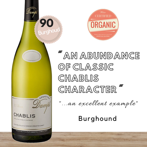 Buy this French Wine online in Singapore and get it delivered today. Available from online wine store Pop Up Wine. Excellent chablis delivered same-day to you contactless. Free delivery for any 24 wines. Delivery every day of the year - even Sundays and public holidays.