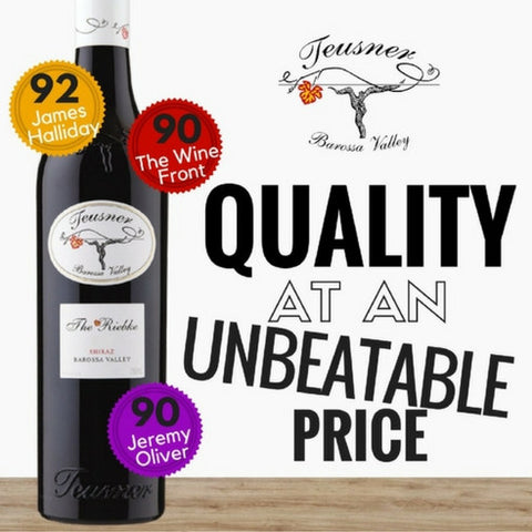 Teunser Riebke Shiraz 2014 Barossa Valley. Australian premium red wine. Singapore wine shop Pop Up Wine.  Free Delivery for 2 doz. Same day delivery.