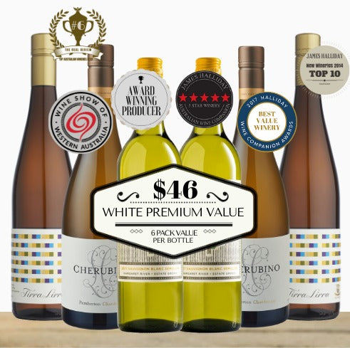 Buy this great value six-pack of premium white wines from top wine regions. Buy by the box and save. Only available from Singapore's favourite online wine store. Pop Up Wine. Fast free delivery to your door. Same-day contactless delivery. This deal is the cheapest in Singapore. Great value, premium wines.