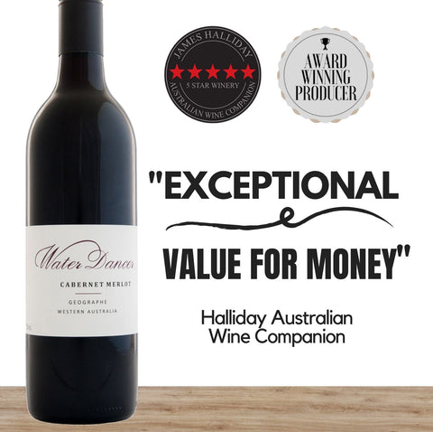 Best selling Australian Willow Bridge Water Dancer Cabernet Merlot. Buy today from Pop Up Wine. Wine delivery Singapore wide.