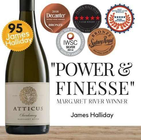 This chardonnay was awarded 95/100 by Australia's toughest wine critic. Buy the Chapman Grove Atticus Chardonnay. Made by one of Margaret River's best wineries. Buy this wine online from Singapore's number one wine store, Pop Up Wine. Same-day wine delivery and free wqine delivery available. Buy this and many more award-winning Australian white wines delivered to your home or work today. Delivering wine 7 days a week, even on Sundays and public holidays.