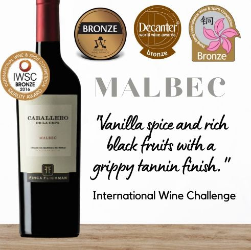International Wine Challenge winning Malbec from Barrancas, Argentina.  Buy this red wine online from Singapore's favourite wine store, Pop Up Wine. Same day and free delivery available. We offer contactless delivery & free delivery for any 24 bottles. Buy this and get this award winning Argentine red wine delivered today. We deliver wine 7 days a week, even on Sundays.