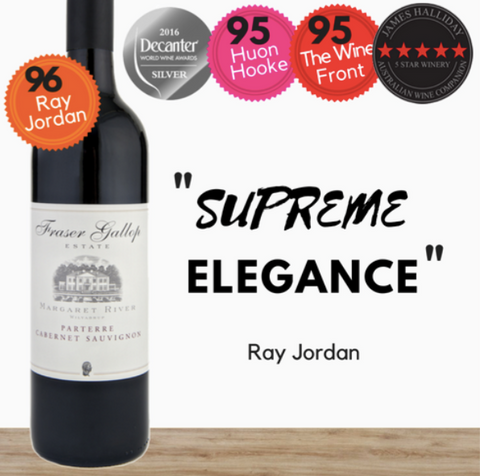 Buy this Top rated Australian Fraser Gallop Parterre Cabernet Sauvignon today from Pop Up Wine.