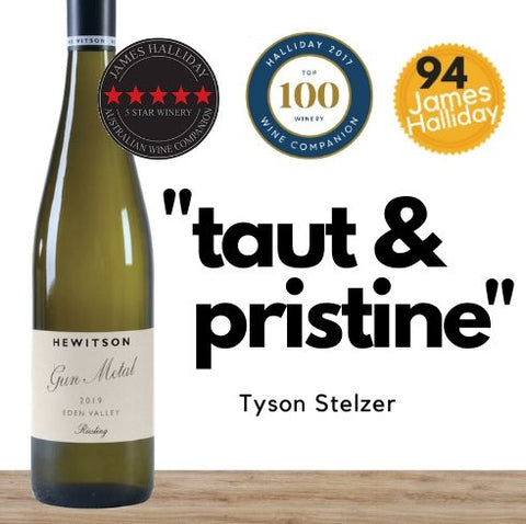 Buy this award winning, fine white wine from the famous Hewitson winery of Eden Valley in Barossa Valley, Australia. This highly rated resiling is available exclusively from Pop Up Wine, Singapore's best online wine retailer. Same day contactless wine delivery & free wine delivery available every day of the year.