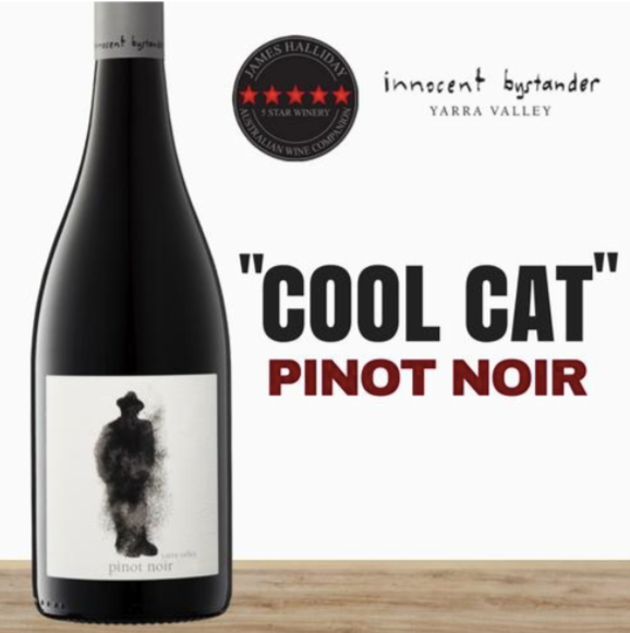 Premium Pinot Noir by Innocent Bystander, Australian red wine available online at great value from Pop up Wine in Singapore. Same day delivery.