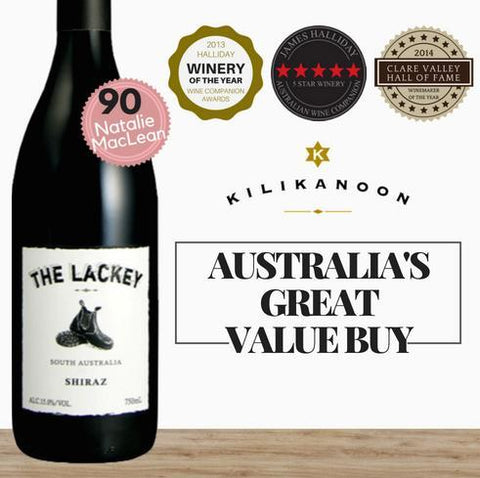 Award winning Kilikanoon South Australian shiraz available for same day delivery in Singapore, free for 2 dozen from Pop Up Wine Singapore. Premium wine in Singapore.
