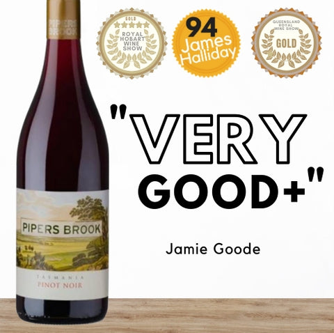 Buy this twice gold medal winning, premium Pinot Noir made in top pinot growing region, Tasmania, Australia.  Buy online from Singapore's favourite wine store, Pop Up Wine. Same day and free delivery available. We offer contactless delivery & free delivery for any 24 bottles. Get this award winning Australian red wine delivered today. We deliver wine 7 days a week, even on Sundays.