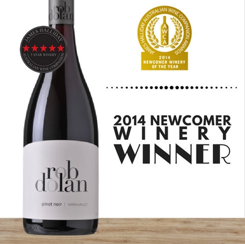 Rob Dolan White Label Pinot Noir 2016 ~ Yarra Valley, Australia