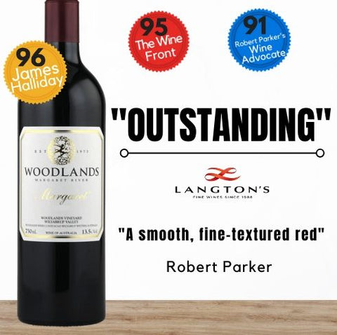 A high rating red wine made in the Bordeaux style from Margaret River, Western Australia.  Buy online from Singapore's favourite wine store, Pop Up Wine. Same day and free delivery available. We offer contactless delivery & free delivery for any 24 bottles. Buy this and get this award-winning Australian red wine delivered today. Delivery every day.