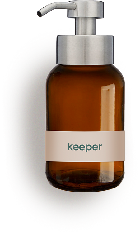 The Keeper Starter Kit - Mint