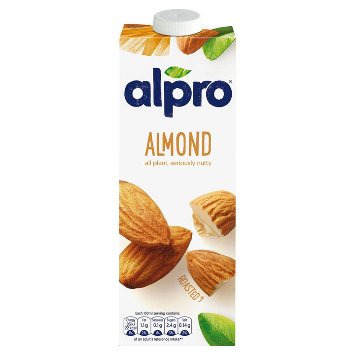 Alpro Milk Almond - MonsterBox
