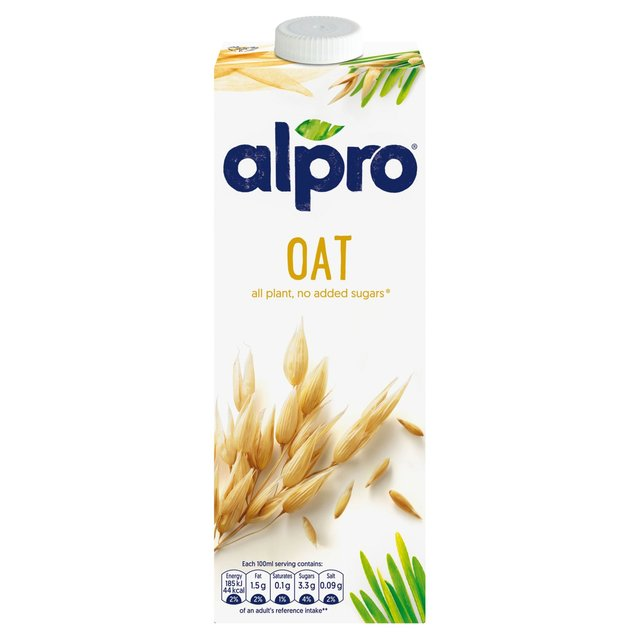Alpro Milk Oat - MonsterBox
