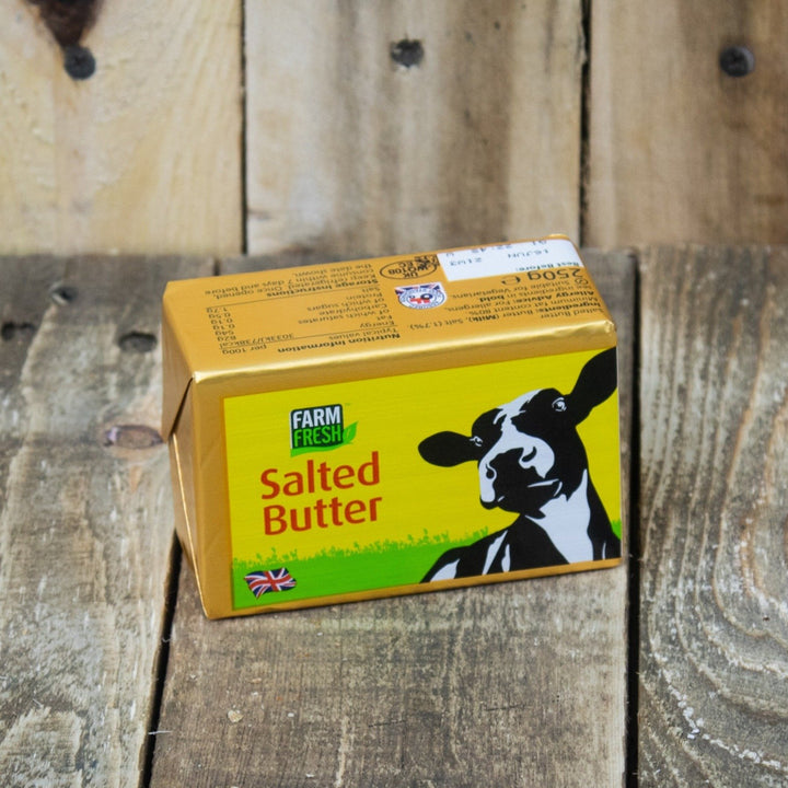 Butter Salted - MonsterBox