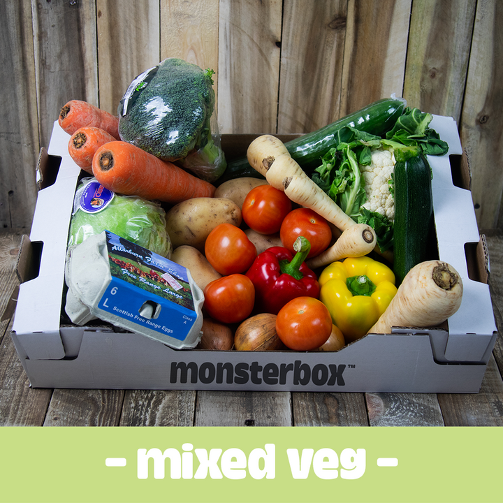 Veg Box - MonsterBox