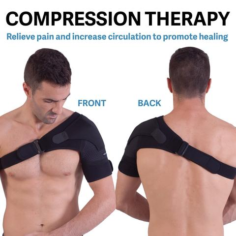 KING HOME FITNESS™ SHOULDER REHAB - ORTHOPEDIC BRACE