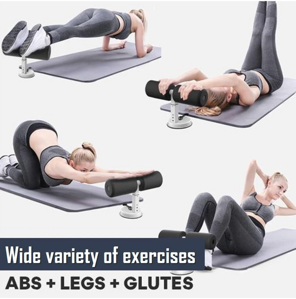 KING HOME FITNESS™ AB-MASTER PRO