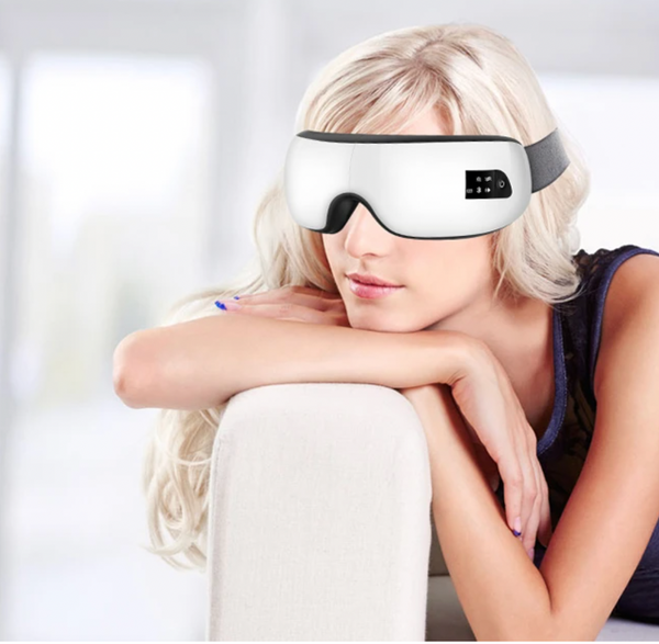 KING HOME FITNESS™ Intelligent Eye Massager