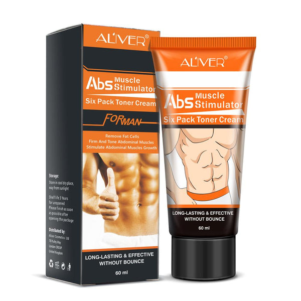 KING HOME FITNESS SIX-PACK ABS SCULPTING CREAM