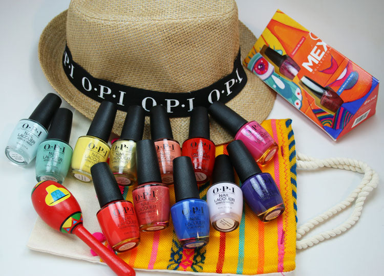 OPI Mexico City