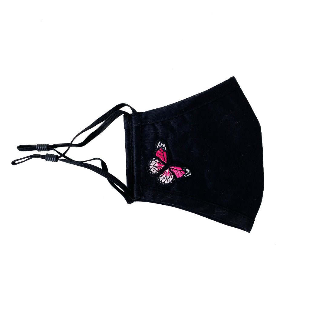 Butterfly Fashion Mask - CJ Supply