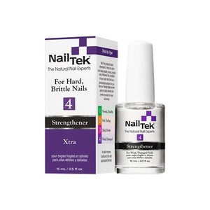 Nail Strengthener 4 - For Weak, Damaged Nails - 15ml - CJ Supply