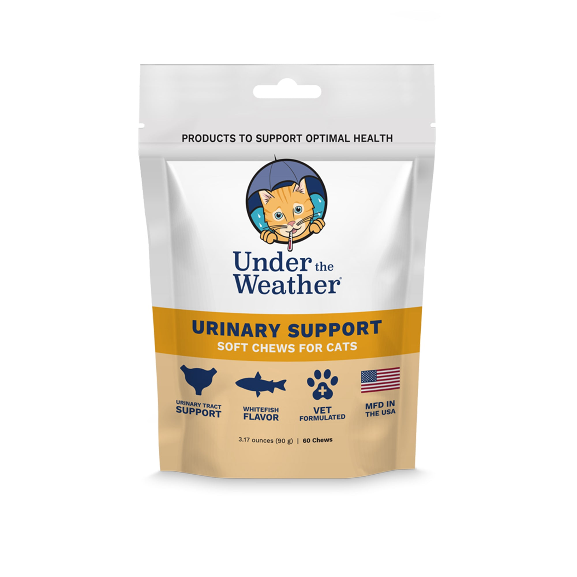 Urinary Support Soft Chews For Cats