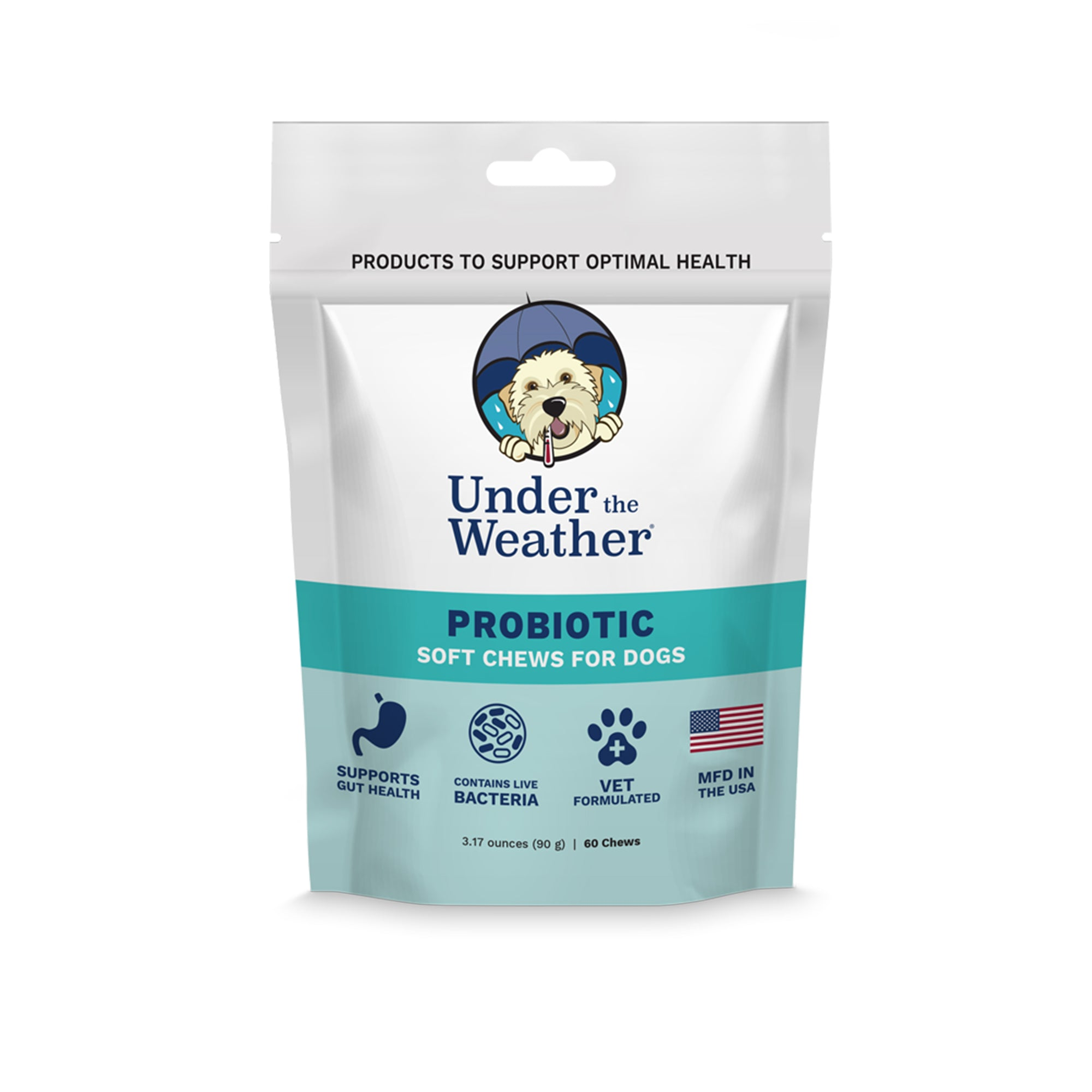 Probiotic Soft Chews For Dogs