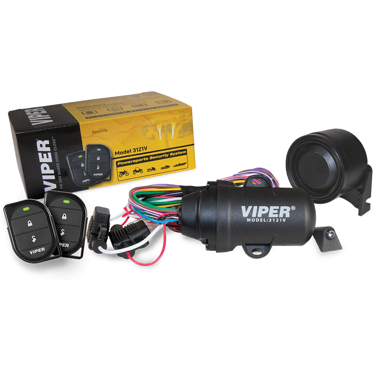Viper Powersports Security System - Shark Electronics