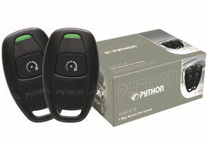 Python 4115P 1-Way One Button Remote Start System - Shark Electronics